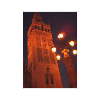 Sevilla Cathedral Canvas Print