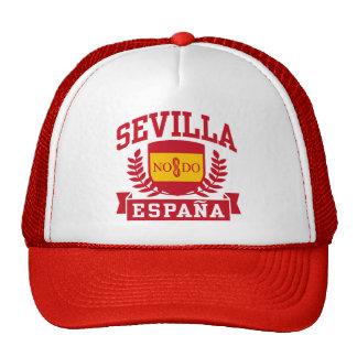 Sevilla Espana Mesh Hat