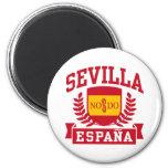 Sevilla Espana Imanes Para Frigoríficos
