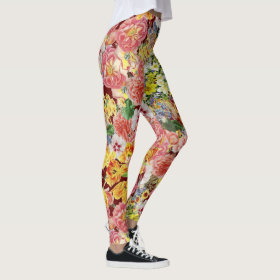 Sevilla Floral Leggings