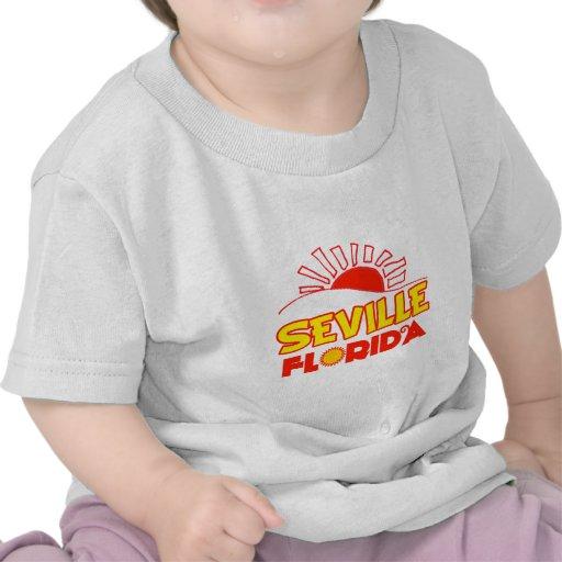 Sevilla, la Florida Camisetas
