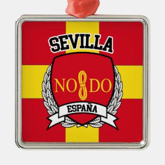 Sevilla Metal Ornament