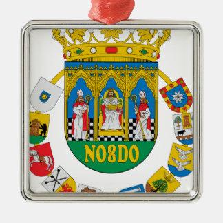 Sevilla (Spain) Coat of Arms2 Metal Ornament