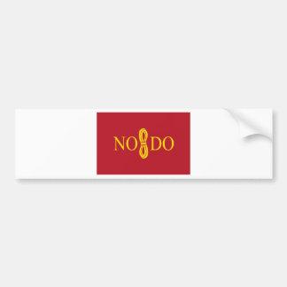 Sevilla (Spain) Flag Bumper Sticker
