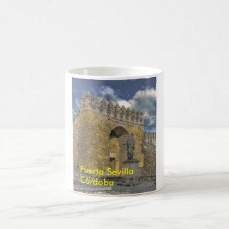 Seville door, Cordoba Coffee Mug