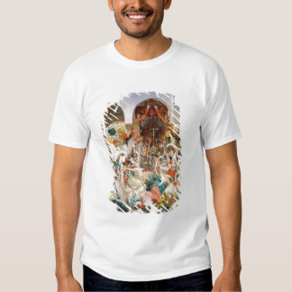 Seville (oil on canvas) t shirt