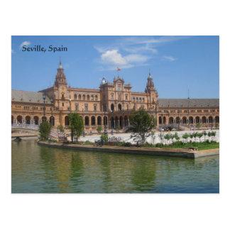 Seville, Spain Postcard