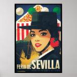 Seville, Spain Poster