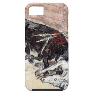 Seville. The bullfight. by Vasily Surikov iPhone SE/5/5s Case