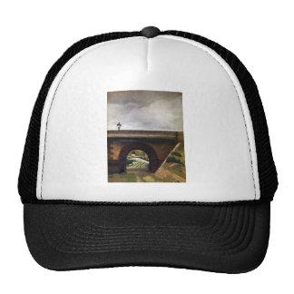 Sevres Bridge by Henri Rousseau Trucker Hat