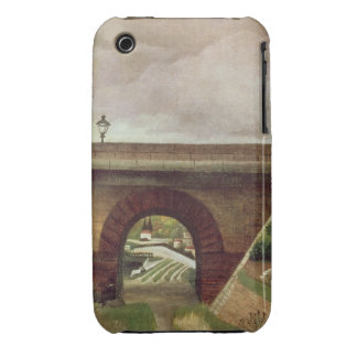 Sevres Bridge (oil on canvas) iPhone 3 Covers