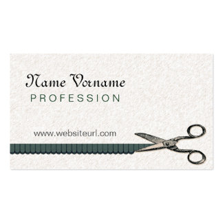 Sew Business Card
