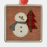 Sew Christmas Ornament