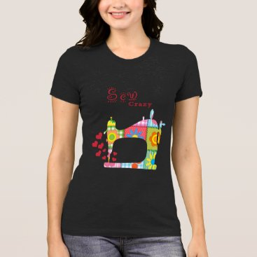 Professional Business Sew Crazy Sewing Machine by Mini Brothers T-Shirt