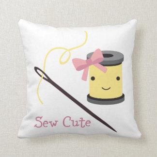 Sew Cute Throw Pillows