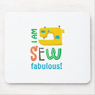 SEW FABULOUS MOUSE PAD