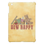 Sew Happy iPad Mini Cases