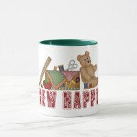 Sew Happy Mug
