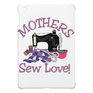 Sew Love Case For The iPad Mini