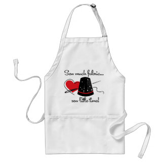 Sew Much Fabric Adult Apron