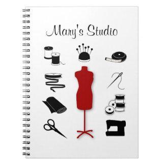 Sew Right Notebook