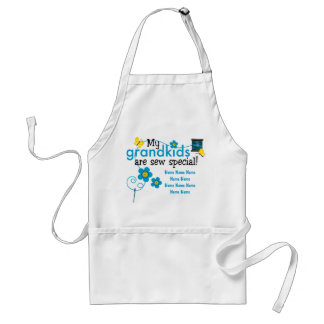Sew Special Grandkids Personalized Apron