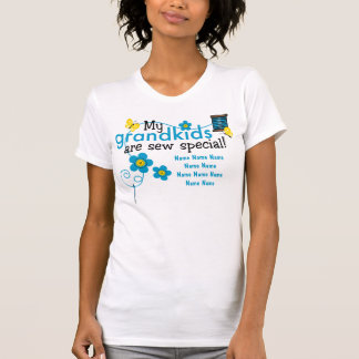 Sew Special Grandkids Personalized T-Shirt
