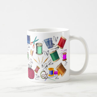 Sew What Coffee Mugs
