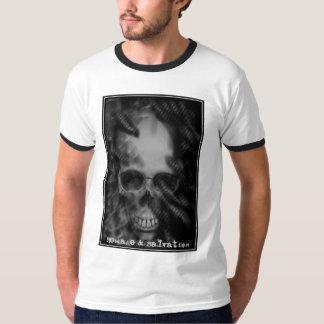 Sewage & Salvation Titled T-Shirt. T-Shirt