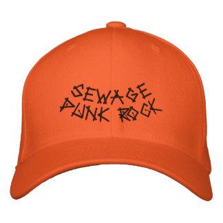 SEWAGEPUNK ROCK BASEBALL CAP