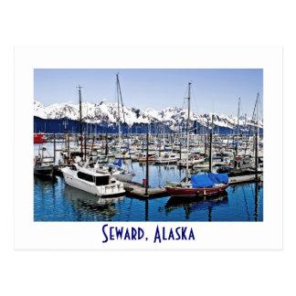 Seward Alaska los E E U U Postal
