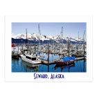 Seward, Alaska, U.S.A. Postcard