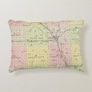 Seward County, Nebraska Accent Pillow