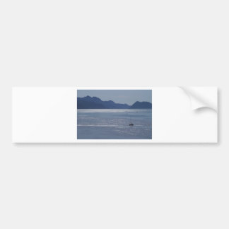 Seward Inlet Alaska Bumper Sticker