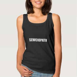 Sewciopath Tank Top
