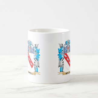 Sewell Coat of Arms - Family Crest Coffee Mug