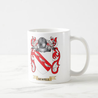 Sewell Coat of Arms (Family Crest) Coffee Mug