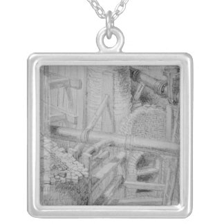 Sewer construction in Bloomsbury, London, 1845 Jewelry