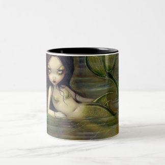 """Sewer Mermaid"" Mug"