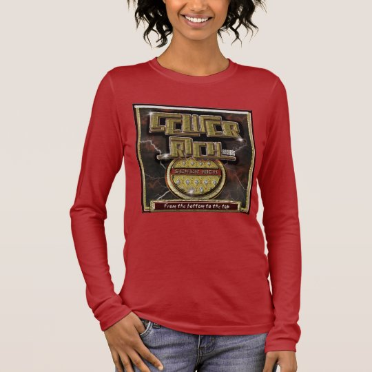 Sewer Rich Records Long Sleeve T-Shirt