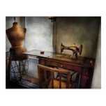 Sewing - A tailors life Postcard