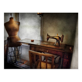 Sewing - A tailors life Postcards