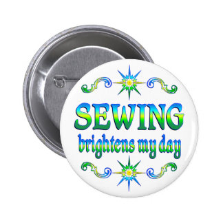 Sewing Brightens Pins