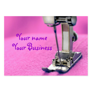 Sewing Large Business Cards (Pack Of 100)