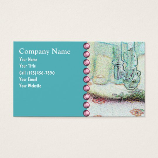 Sewing Business Cards