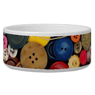 Sewing - Buttons - Bunch of Buttons Bowl