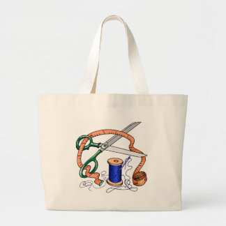 SEWING CANVAS BAG