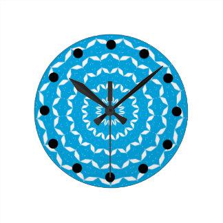 Sewing Circle Clock