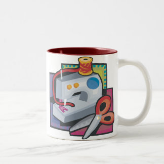 Sewing Coffee Mug
