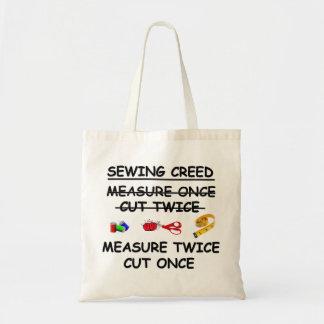 SEWING CREED Bag